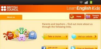 App LearnEnglish Kids