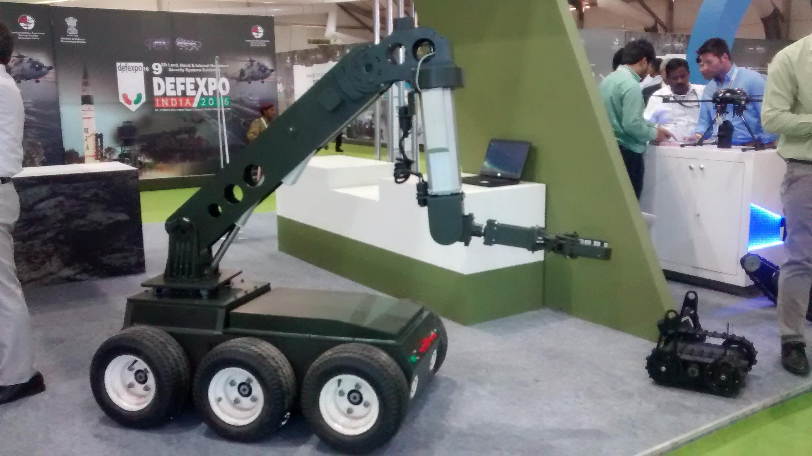Robotics The Future Of Indian Armed Forces Online Courses