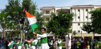 DLF Gardencity Independence day celebrations