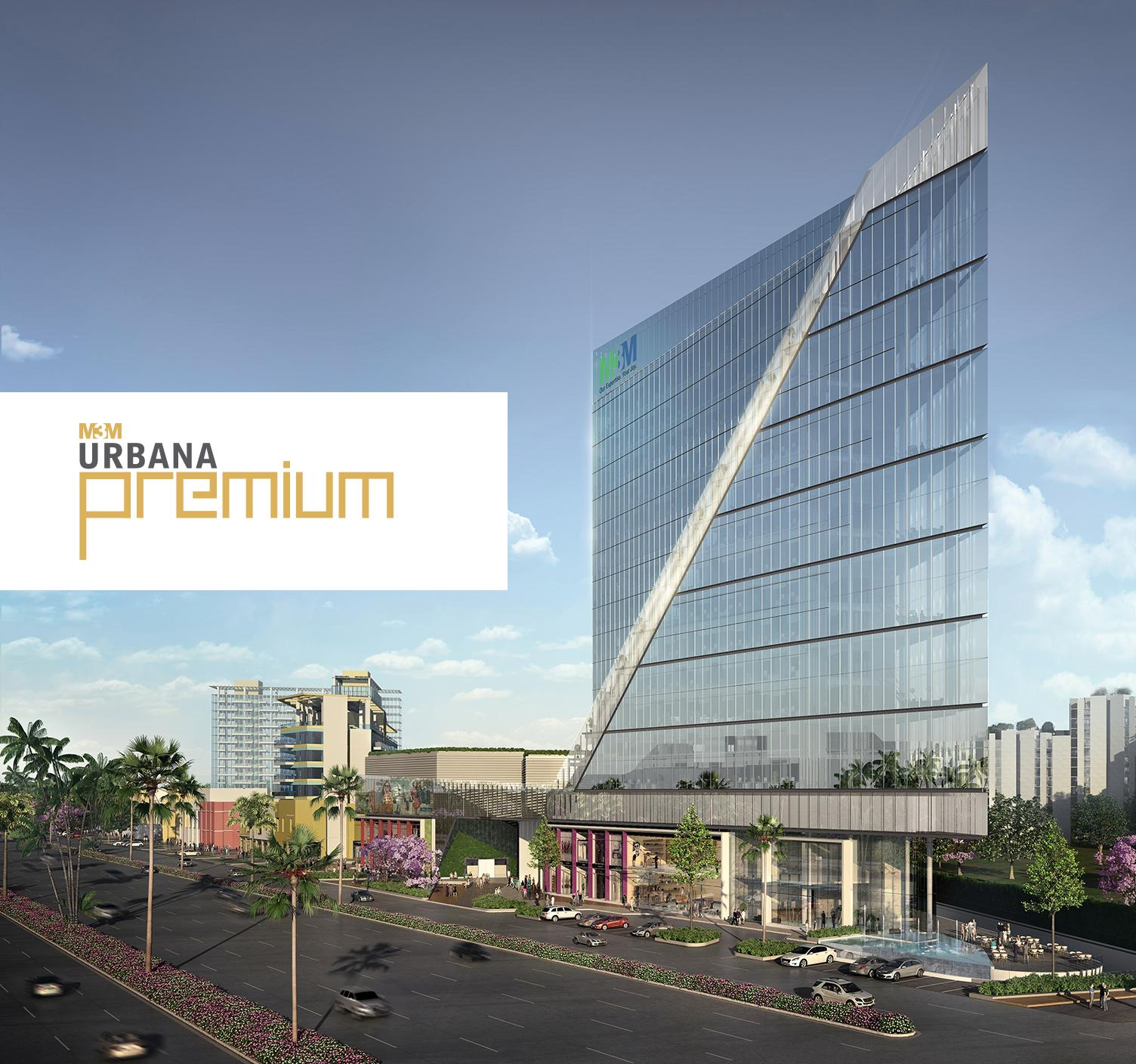 M3M group launches Urbana Premium