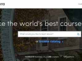 """Coursera launches program of """"English for Journalism"""""""