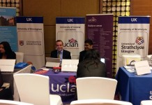 IDP organizes Study Abroad Education Fair