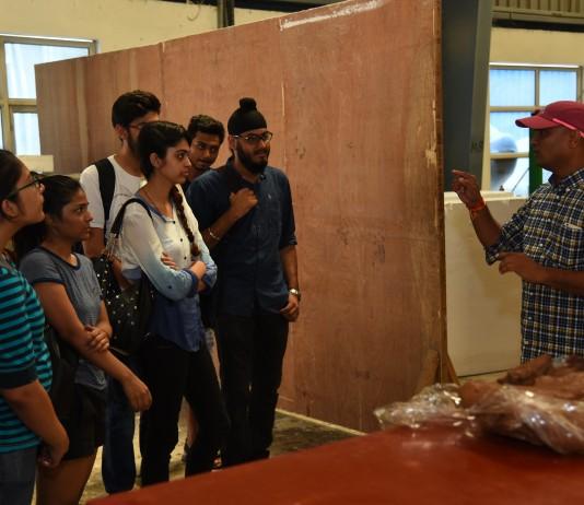 Matu Ram Arts Center holds workshop