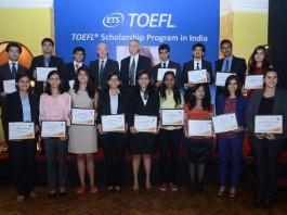 15 Indian Students Awarded TOEFL Scholarships