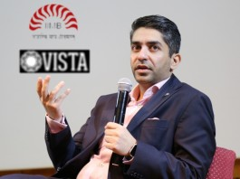 Abhinav Bindra World and Olympic Champion at IIMB VISTA