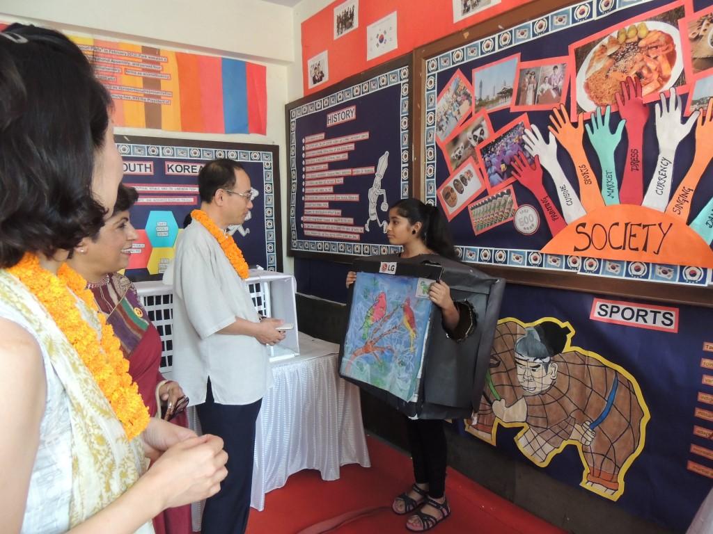 Korean Cultural Participated at Spectacle De Cultura