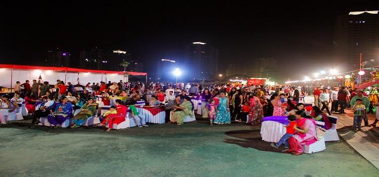 Diwali Mela, DLF Gardencity