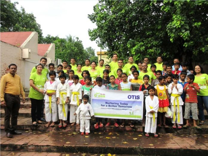 Otis India Supports Nearly 1,800 Children