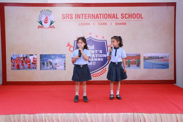 SRS International School organised awareness worksh