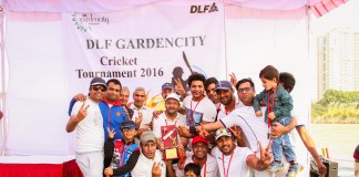 DLF Gardencity Cricket Tournament 2016 concludes
