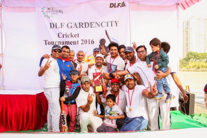 DLF Gardencity Cricket Tournament 2016 concludes