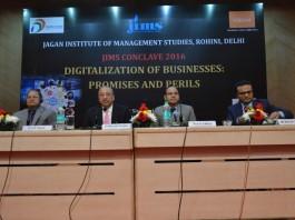 Jagan Institute of Management Studies JIMS Conclave 2016