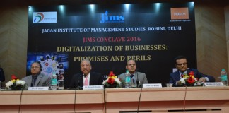Jagan Institute of Management Studies JIMS Conclave 2016