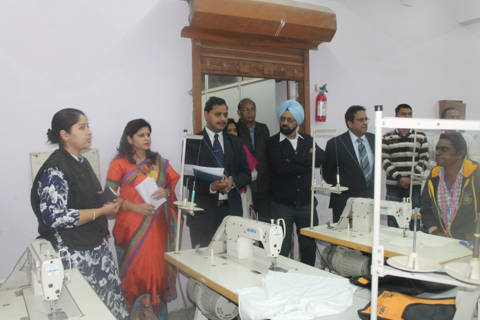Top Textile Ministry Officials Visit ATDC