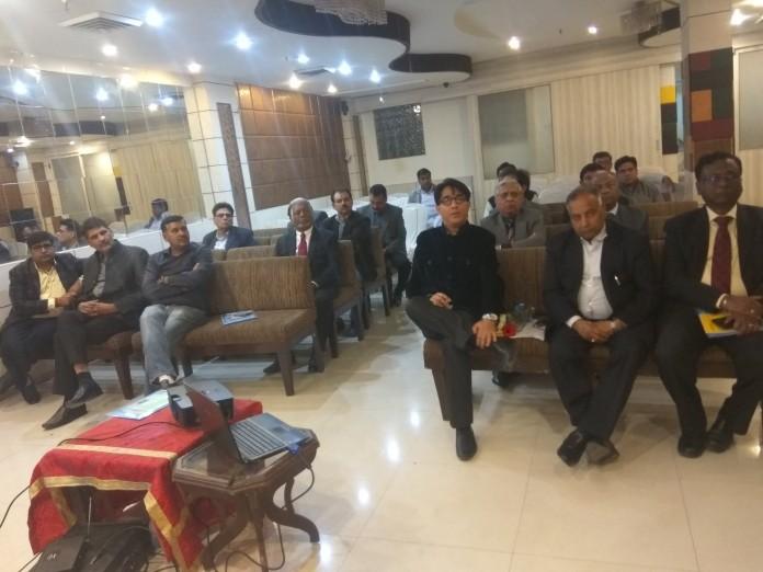 Professional Network Group's Seminar on Demonetisation