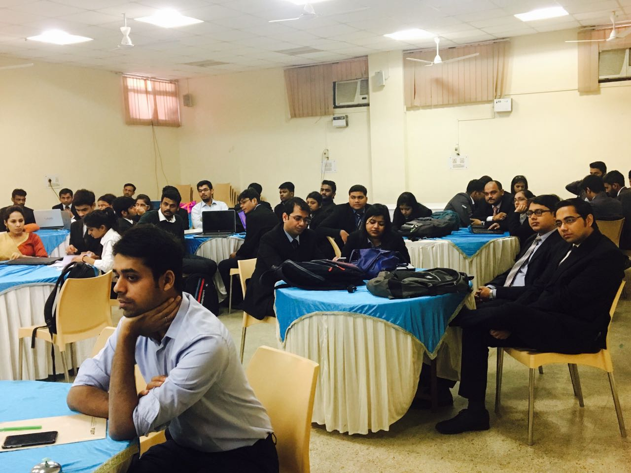 AIMA's 13th National Competition for Young India