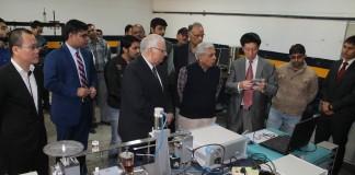 The NorthCap University, Gurugram sets up mechanics lab