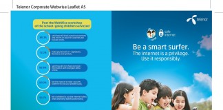 Telenor India's WebWise report reveals Internet habits