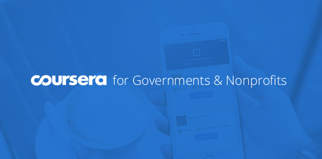 Governments Use Coursera to Close Growing Skills Gaps