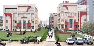 IMS Noida Girls topped at the University