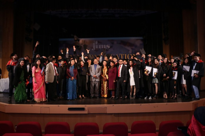 JIMS, Rohini organized 22nd Annual Convocation Ceremony