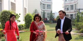 IMS Noida organized a unique exhibition 'Shakti Haat'