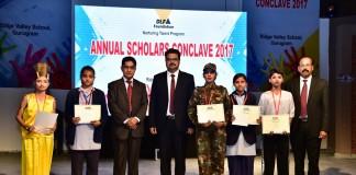DLF Foundation organizes Scholars' Conclave 2017