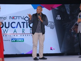 NDTV – Educomp for India's Pan India Education Awards 2017