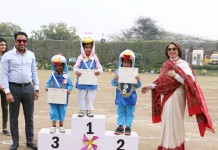 Suncity World School Celebrates Annual Sports Fiesta