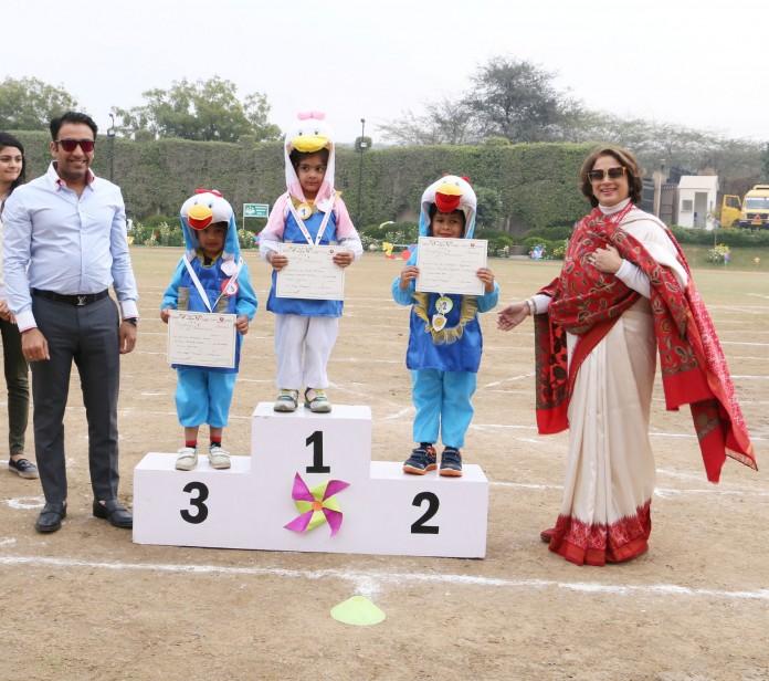 Suncity World School Celebrates Annual Sports Fiesta