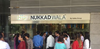 Nukkadwala Opens its Tenth Outlet in Cyber Hub, Gurugram