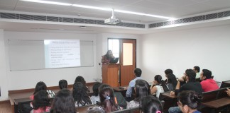 The NorthCap University Conducts Workshop on ' Depression, Let's talk'