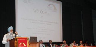The NorthCap University Conducts National Conference
