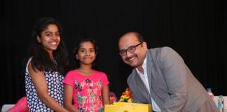 On World Book Day Prof. Ramola Kumar Donated Books