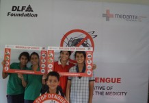 Dengue, Awareness , Ridgevalley school