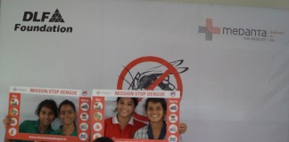 Dengue, Awareness , Ridgevalley school