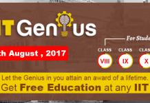 Scholarship, FIITJEE, IIT
