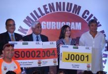 Gurgaon, Millennium City Marathon