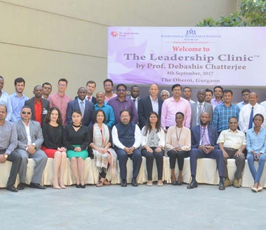 leadership, management, IMI Delhi, Leader