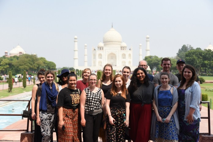 Macquarie university, India Study Tour