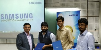 Samsung Innovation Awards, IIT Kanpur