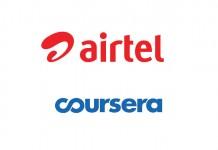 Bharti Airtel , Coursera
