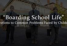 Boarding School Life