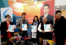 IELTS, Book Launch