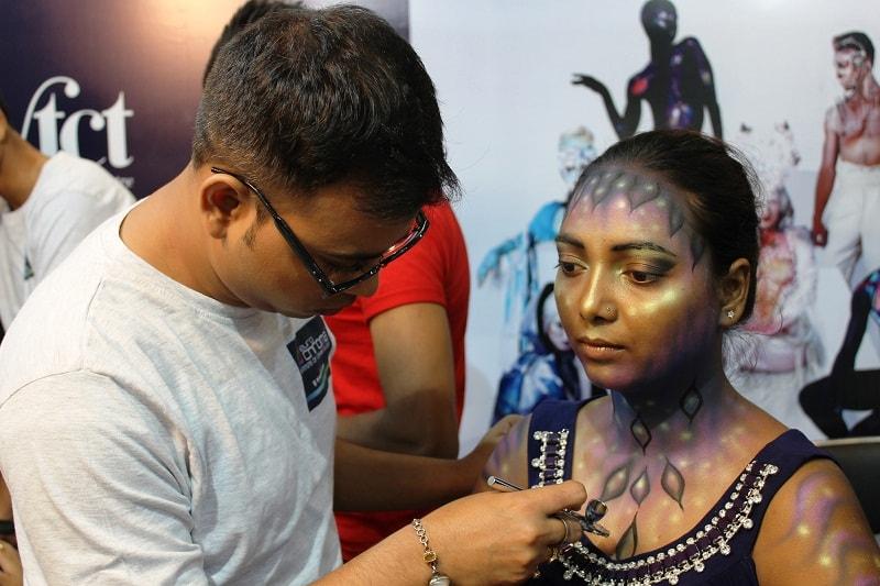 effect, makeup