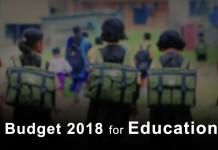budget , education