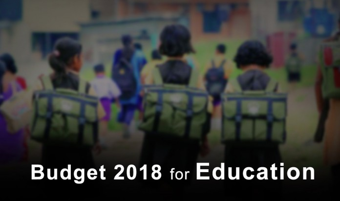 budget , education