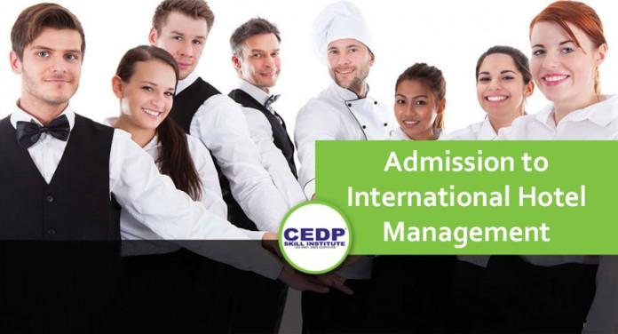 CEDP, Skills, Institute, Admission