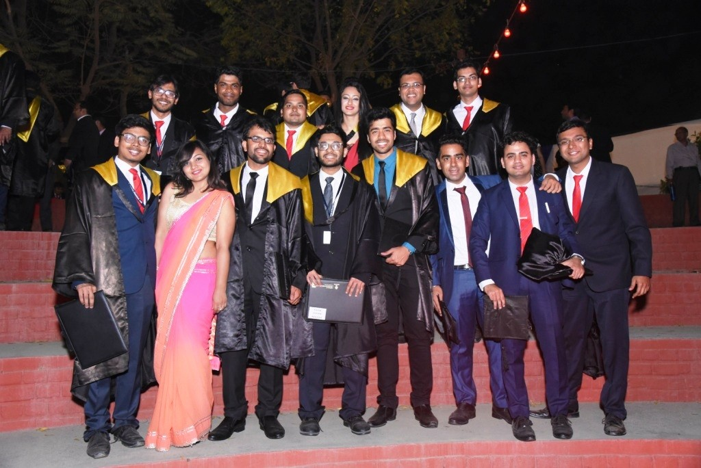 IMT Ghaziabad Convocation 2018 held at IMT Ghaziabad Campus