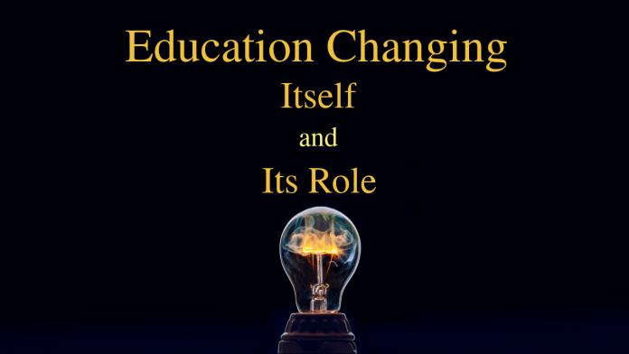 role, education